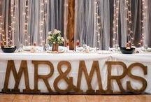 Reception Details! / This could be your wedding reception. At The FIFTH of course!