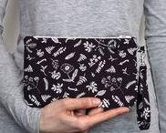 Makeup bag by KodamaLife / Makeup bags, cosmetic bags, travel wallet