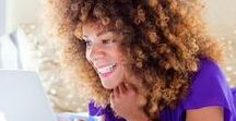 Blog | curlsunderstood.com / Find Salons, Products, Hairstyles & Tips segmented by Hair Texture, Volume & Length: CurlsUnderstood.com. #naturalhair #curlyhair #curlyhairstyle #curls #afro