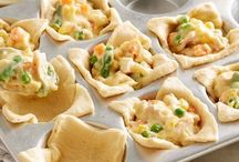MUFFIN TIN OPEN PIES