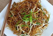CHINESE NOODLES - NO MEAT