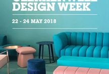 Clerkenwell Design Week 2018 / A brand new collection of boutique contract furniture...