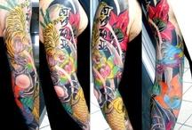 """Tattoos. / """"Se vivo le paure è per avere più coraggio."""" [cit.]"""