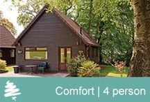 Cottages - Comfort 4 Person