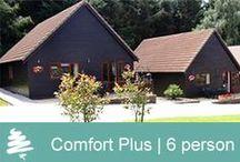 Cottages- Comfort Plus 6 Person