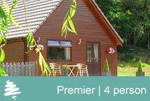 Cottages- Premier 4 Person