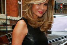 Celebrity Hair / Celebrity Hair Styles & Colour