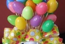 Easter Ideas / by Rochelle Price ~ Balloon Events Melbourne