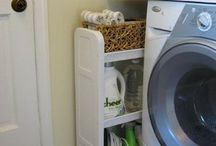 HOME LAUNDRY AREA