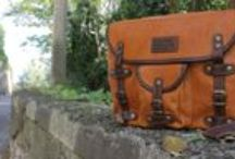 MADE IN ITALY / LEATHER ADVENTURE BAGS ACCESSORIES UNISEX