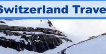 Switzerland travel / Switzerland is one of the most scenic countries in Europe, and a safe and easy travel destination. Trains run on time, Swiss mountain and lake scenery is gorgeous and the hotels are deluxe. This board highlights the best photos and travel articles about this wonderful European country.