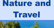 Nature and Travel / This board highlights the best of nature, wilderness travel and getting away from it all. If you like getting outside and seeing spectacular pictures of the natural world, check out this board for inspiration.