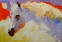 Horses in Art / by William Ritzel