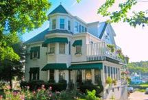 Sea Crest Inn- Lobster Cove / This board will offer seasonal delights from my Sea Crest Inn, set in the small fictional coastal town of Lobster Cove, Maine, on Acadia Island.