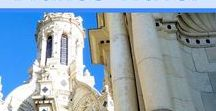 France Travel / To get your inspiration for France travel, visit this board for spectacular highlights of France including castles, chateaux, gardens, restaurants, beaches of the Riviera, world-class art and French itinerary ideas.
