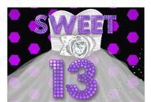 Birthday - 13th birthday / Birthday of my 13 year old girl
