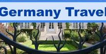 Germany travel / Germany is one of the most scenic countries in Europe and a great travel destination. This board is about top German attractions and places to visit. If you're planning a trip to Germany, follow this board for destination ideas.