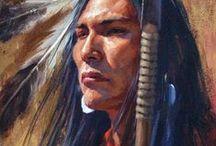 Art - Native American / by William Ritzel