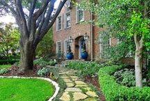University Park, Texas / The upscale neighborhood of University Park, Dallas, Texas