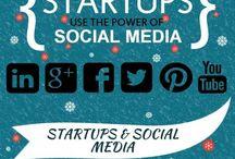 Social Media / Infograph, and blablabla.