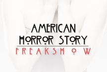 American Horror Story / One of my favorite horor series!