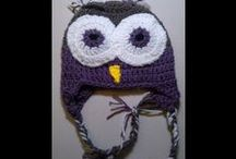 Beginner and Easy Crochet Tutorials / Good videos and/ or written tutorials for crochet projects and patterns,for beginners, such as scarves and hats. Also, some tutorials on how to crochet in the round, ripple stitch, etc. / by Tracy