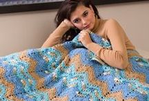 Crochet Afghans, blankets and throws / Free patterns for beginner, easy, intermediate crochet blankets.  / by Tracy