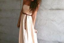 Maxi skirt & lov