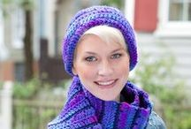 Crochet Hats and Scarves / by Tracy