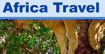 Africa / Travel to Africa is exotic and fascinating. Here are some of the best photos, tips and articles on Africa travel.