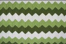 Crochet Colour and Pattern ideas / by Tracy