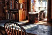 raftul cu carti / idei pentru casa mea dar si loc in care mi-ar placea sa citesc sau sa-mi clatesc ochii