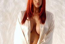 Bianca Beauchamp / PinUp And Fetish Actress / by Bernd Rosen