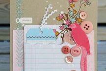 Cards / Handmade card ideals