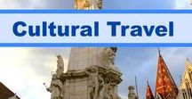 Cultural Travel / The deeper you travel, the more you enjoy it. This board highlights some of the best of cultural travel, from cultures around the world, iconic monuments, world-class museums, history, art and cuisine. If you want some culture with your travels, check out this board.