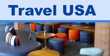 Travel USA / There are so many places to travel in the USA, from mega centres like New York to roaming the plains of North Dakota. If you're traveling in America here are a few ideas.