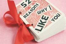 detalles de amor <3 / Manualidades para regalarle a tu pareja en un día especial.