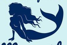 Mermaid & Triton