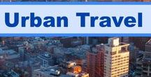 Urban travel / This board covers all types of urban travel, from great cities and iconic architecture to top monuments, street art and cultural highlights. If you like the city life, check out this board.