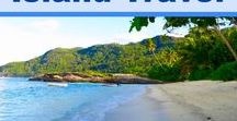 Island Travel / Who doesn't love relaxing on a beautiful island? If you're looking for tropical vacations, island holidays, a beach trip or simply looking for that unique Robinson Crusoe destination, follow this board.
