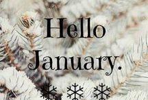 Hello January ❄