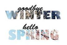 Hello Spring ❀