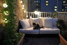 Home ~ Balcony / Terrace