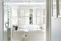 Bathrooms / Modern, traditional, rustic, elegant, luxurious. You name it it's here.