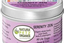 Serenity Zen Meal Topper to Reduce Anxiety in Dogs & Cats / Serenity Zen Meal Topper to Reduce Anxiety and Stress in Dogs & Cats