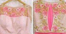 Colors Boutique / saree & blouse