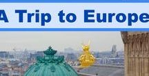 A trip to Europe / If you love travel to Europe this board is for you. Read about the top European destinations and places to see. You'll find castles, history, spas, beaches, art, outdoor adventure and more, everything to make your trip to Europe the best trip you'll ever take.