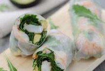Les Recettes de la mer / Poissons et crustacés, ne vous cassez plus la tête à trouver une idée de recette, nous le faisons pour vous !