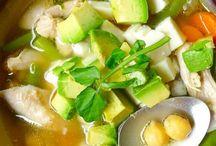 FOOD SOUP & PASTA