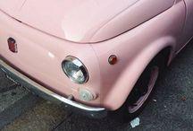 moodboard; pink